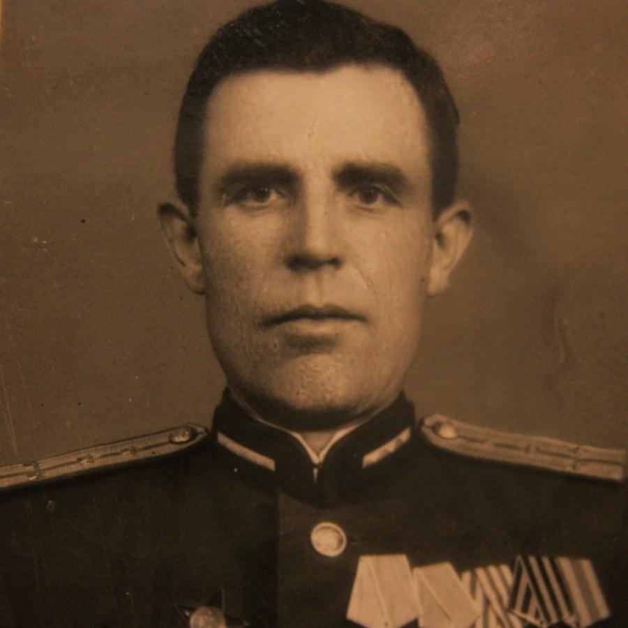 Капитан Анисимов Кузьма Семёнович